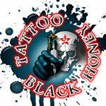 Tattoo Black Honey